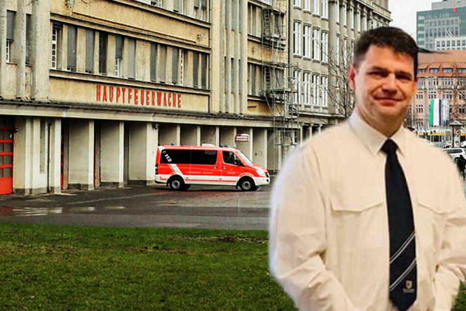 Neubesetzung gestoppt! Leipzigs neuer Feuerwehr-Boss darf Dienst nicht antreten