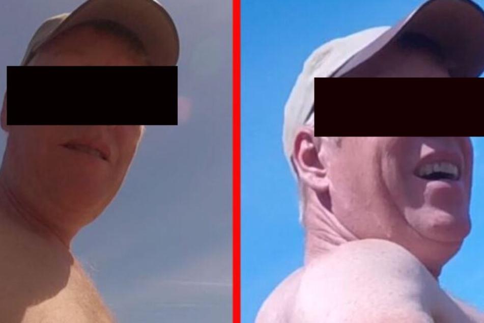Mithilfe der Fahndungsbilder konnte die Polizei den mutmaßlichen Sextäter ausfindig machen.