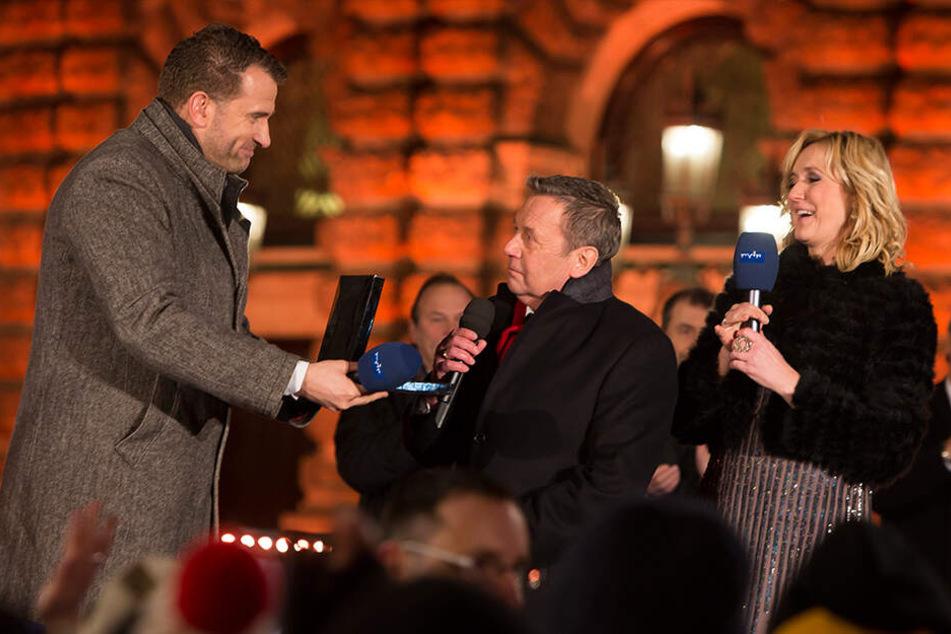 "Schlagerstar Roland Kaiser (67) moderiert den SemperOpernball 2020. Er steht unter dem Motto ""Märchenhaft rauschend - Dresden jubiliert""."