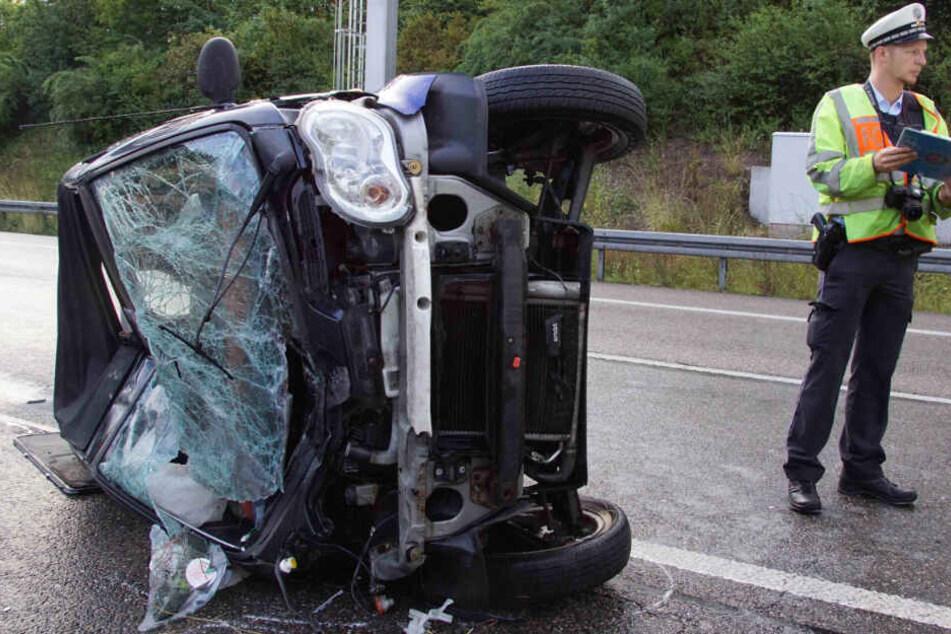 Tödlicher Crash auf A81: Stau in Richtung Heilbronn!