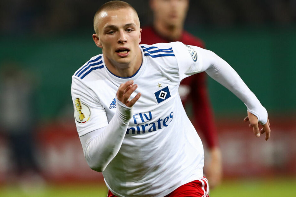 Jann-Fiete Arp wird offenbar bereits ab dem Sommer für den FC Bayern spielen.