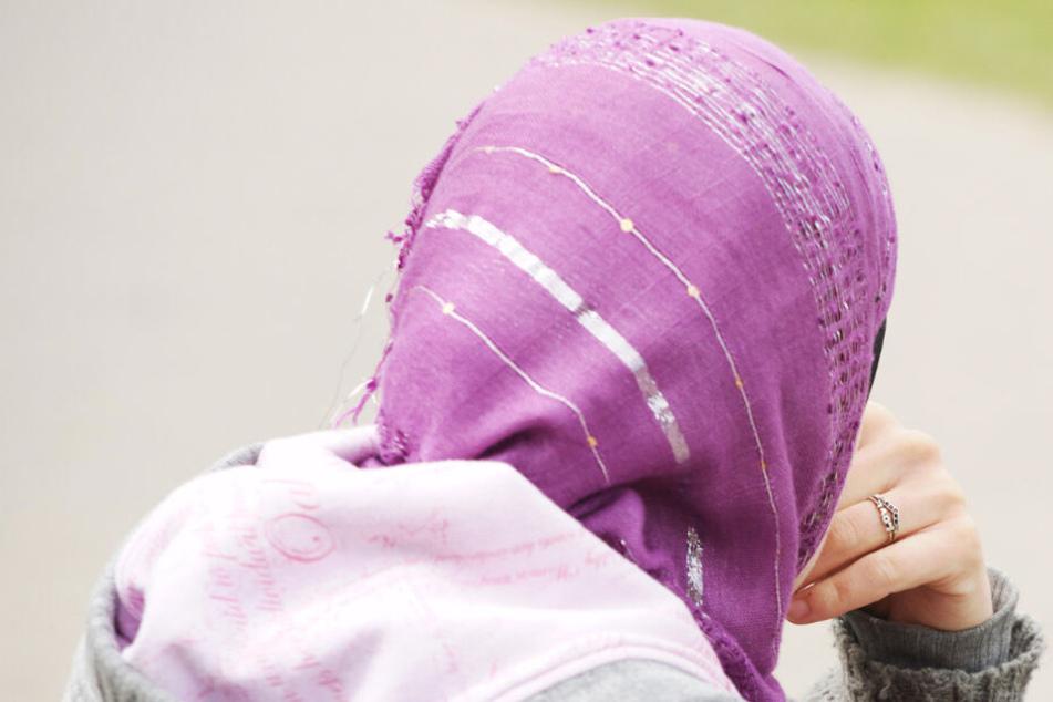 Kopftuch in der Öffentlichkeit tragen oder nicht. Die Diskussionen gehen weiter. (Symbolbild).