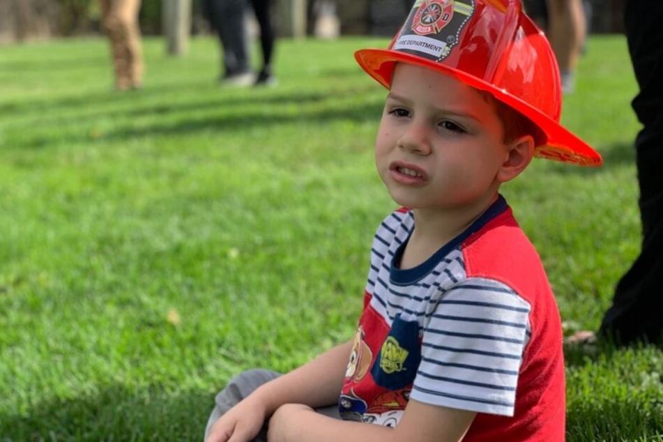 Benjamin wurde nur vier Jahre alt.