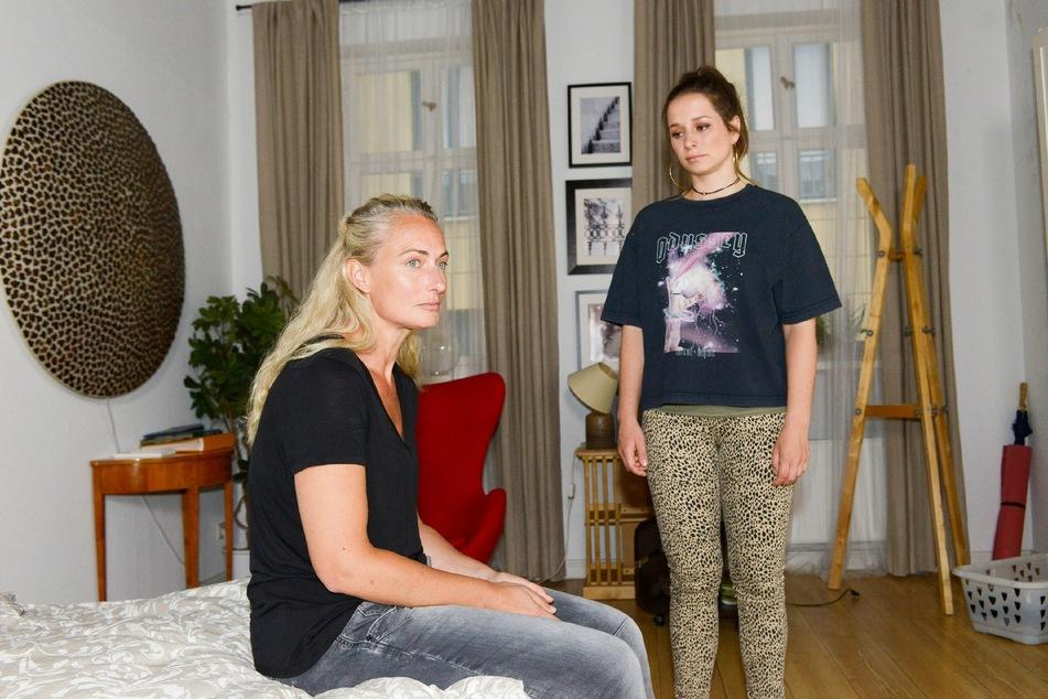 Tanja ist hin- und hergerissen: Entscheidet sie sich für ihre Musikkarriere oder ihre Familie?
