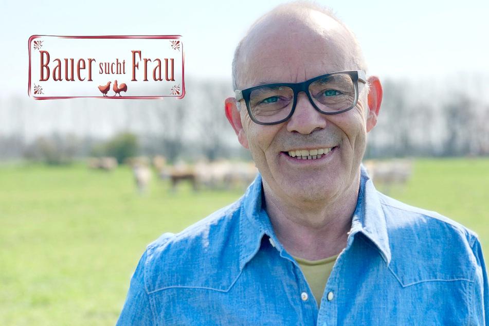 """Bauer sucht Frau: """"Bauer sucht Frau"""": Bio-Landwirt Olaf spricht über tragischen Schicksalsschlag"""