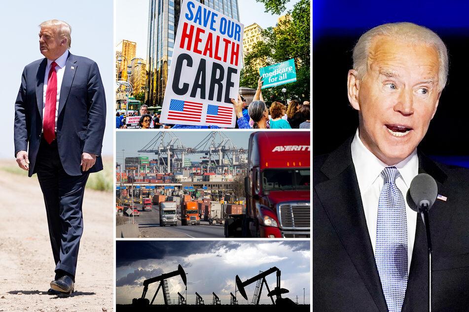 Harter Kurswechsel in den USA: Das alles will Joe Biden nun anders machen!