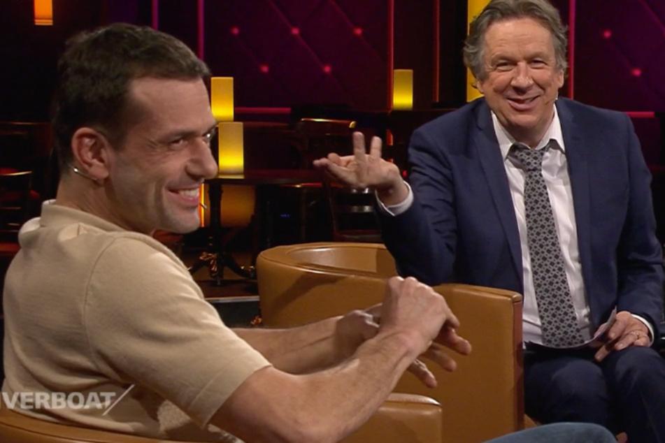 Riverboat: Jörg Kachelmann ist neidisch auf den Körper von Kai Schumann!