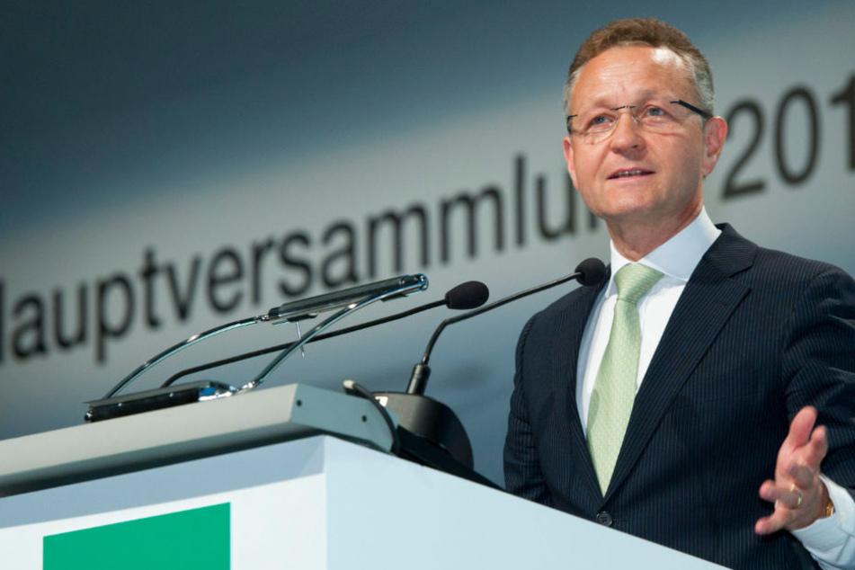 Baywa-Vorstandschef Klaus Josef Lutz ist für das restliche Jahr dennoch optimistisch.