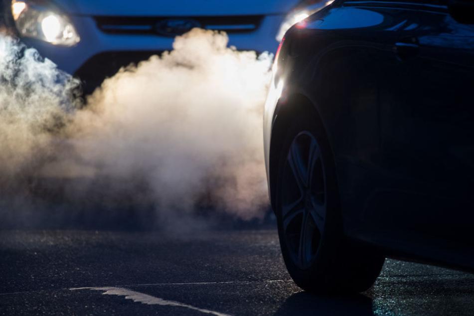 Diesel Aufkleber Aktion Das Sagen Die Deutschen Auto Bosse