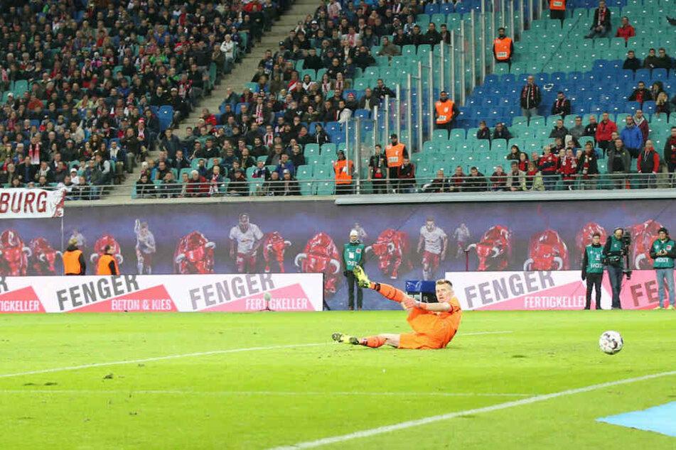 Bei RB Leipzigs 3:0 im November 2018 hatte die Leverkusener Fanszene bereits zum Boykott aufgerufen, einige Anhänger kamen dennoch.