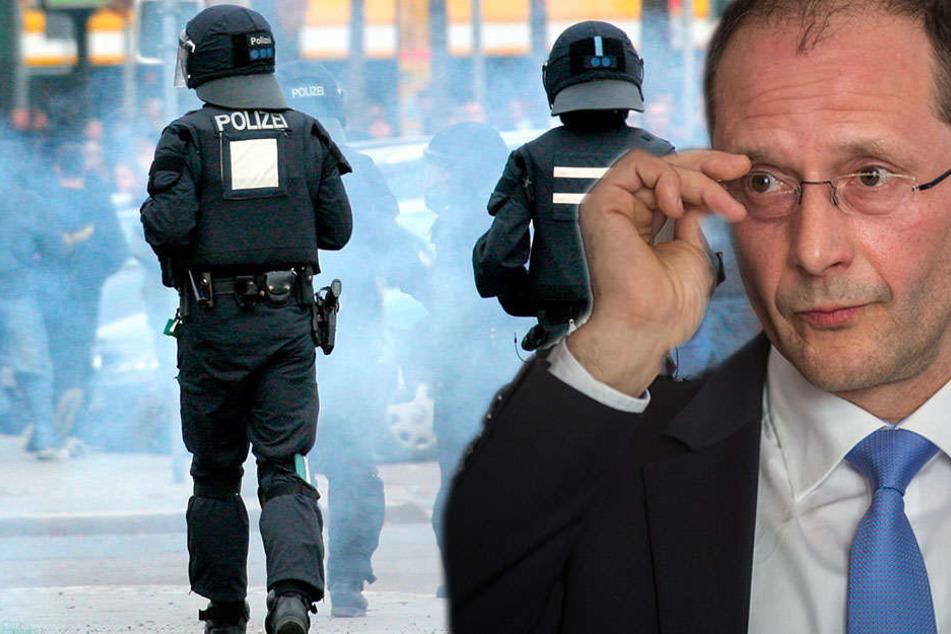 Schon 219 Beschwerden! Hier ermittelt die Polizei gegen Polizisten