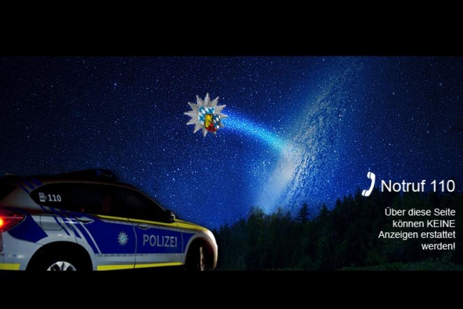 Die Pressestelle des Polizeipräsidiums Oberpfalz beweist bei Facebook immer wieder Kreativität.