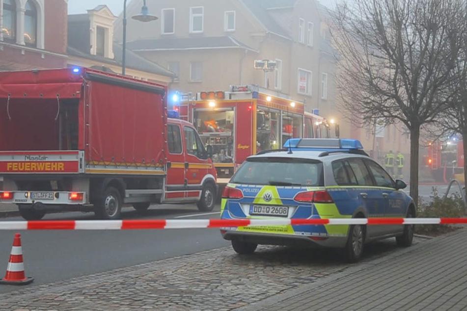 Diebe schweißen Tresor auf und lösen damit Feuerwehreinsatz aus