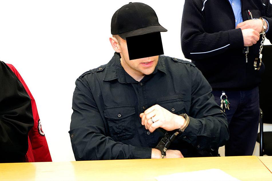 Robert G. (32) ist wegen Totschlags angeklagt. Am Freitag drehte sich alles um seinen Lebenslauf.