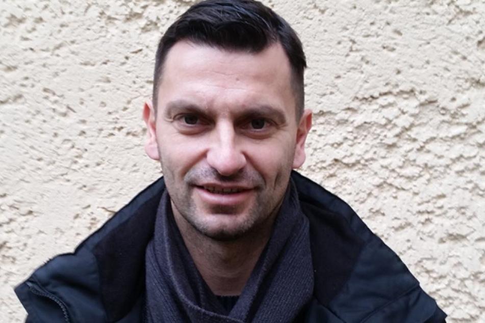 Neuer Mann an der Seitenlinie: Miroslav Jagatic übernimmt ab sofort das Training der BSG.