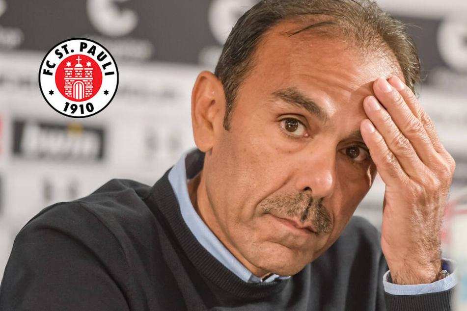 St. Pauli-Trainer spricht nach geplatzem Aufstiegstraum Klartext