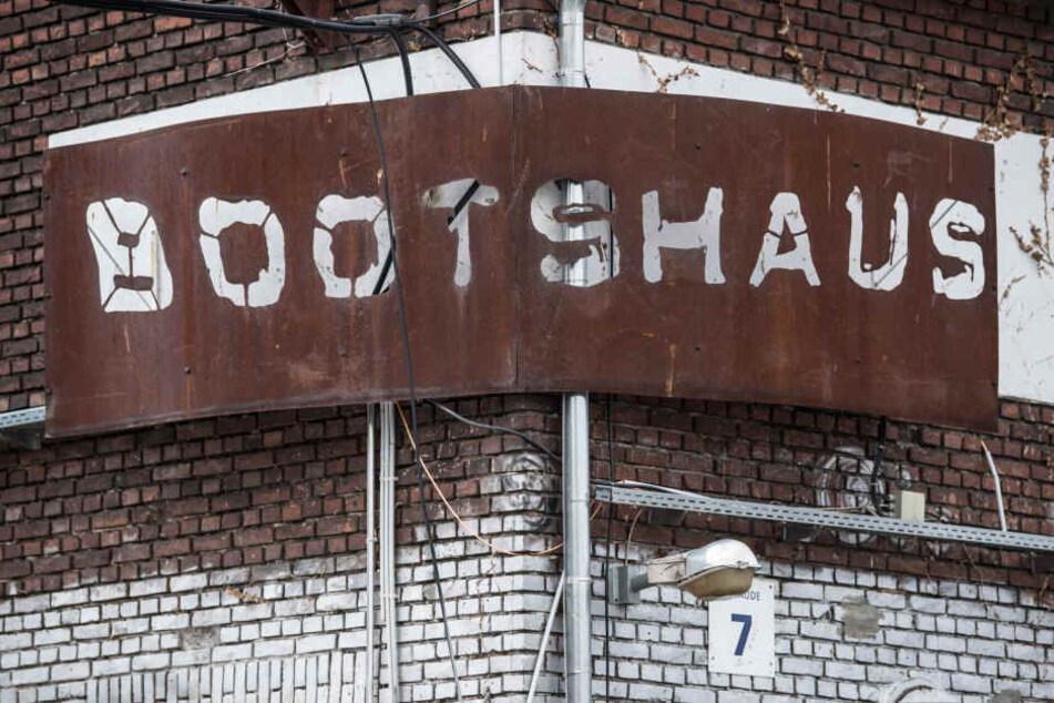 """Die Person war kurz vor seinem Verschwinden noch im """"Bootshaus"""" feiern."""