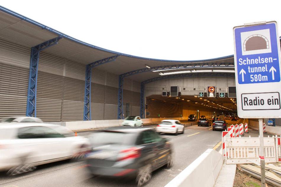 A7-Baustelle steht vorm Abschluss, vorher gibt es eine Vollsperrung