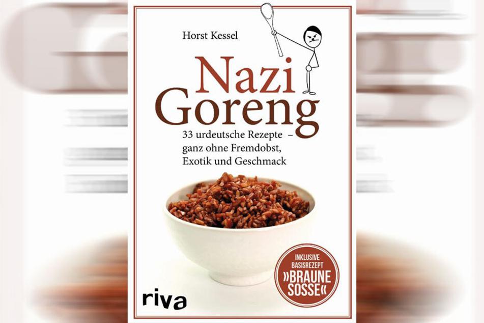 """Das Cover von """"Nazi Goreng"""" - lecker."""