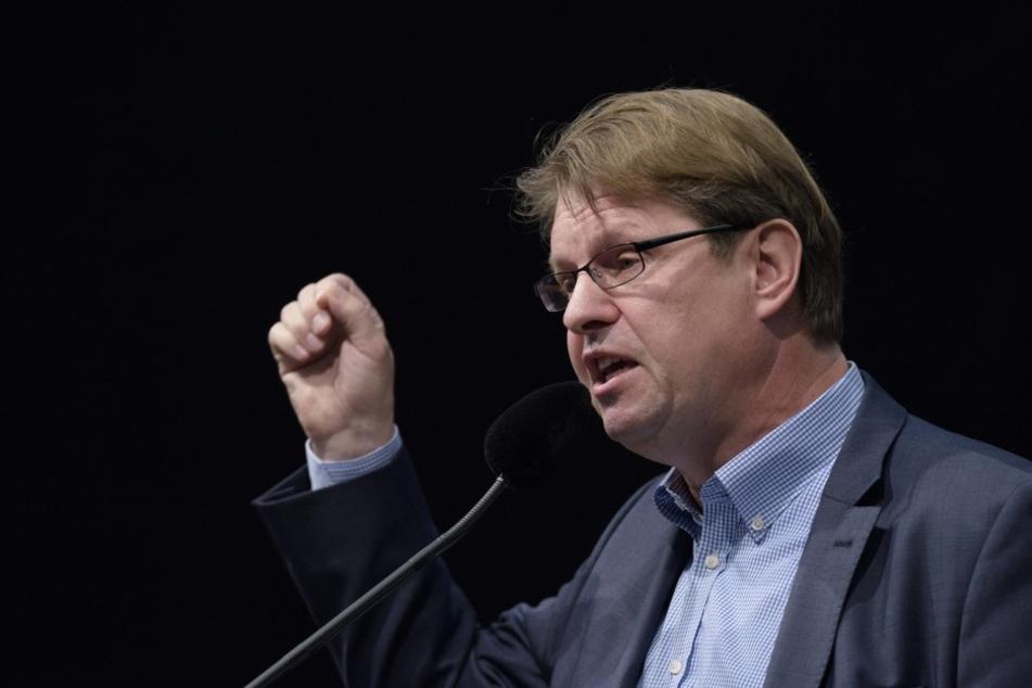 Der SPD-Vizevorsitzende Ralf Stegner (57).