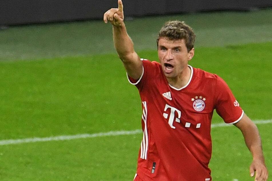 Thomas Müller (31) wurde positiv auf Corona getestet. (Archiv)