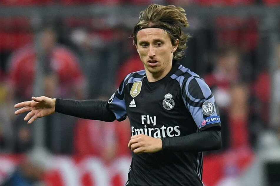 Löst ungewollt möglicherweise einen Rechtsstreit aus: Luka Modric.