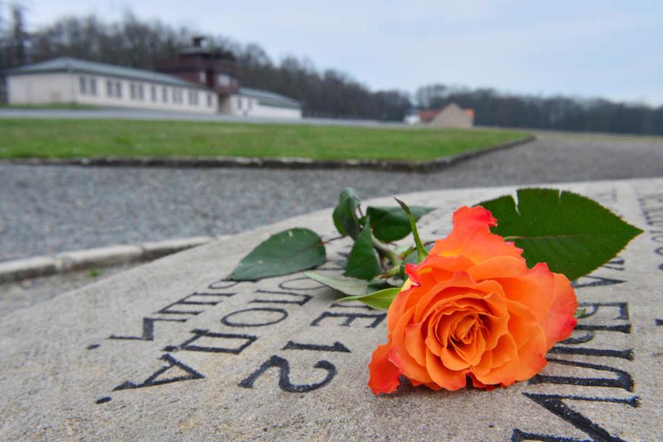 Am Sonntag wird der Befreiung des KZ Buchenwald vor 72 Jahren gedacht.