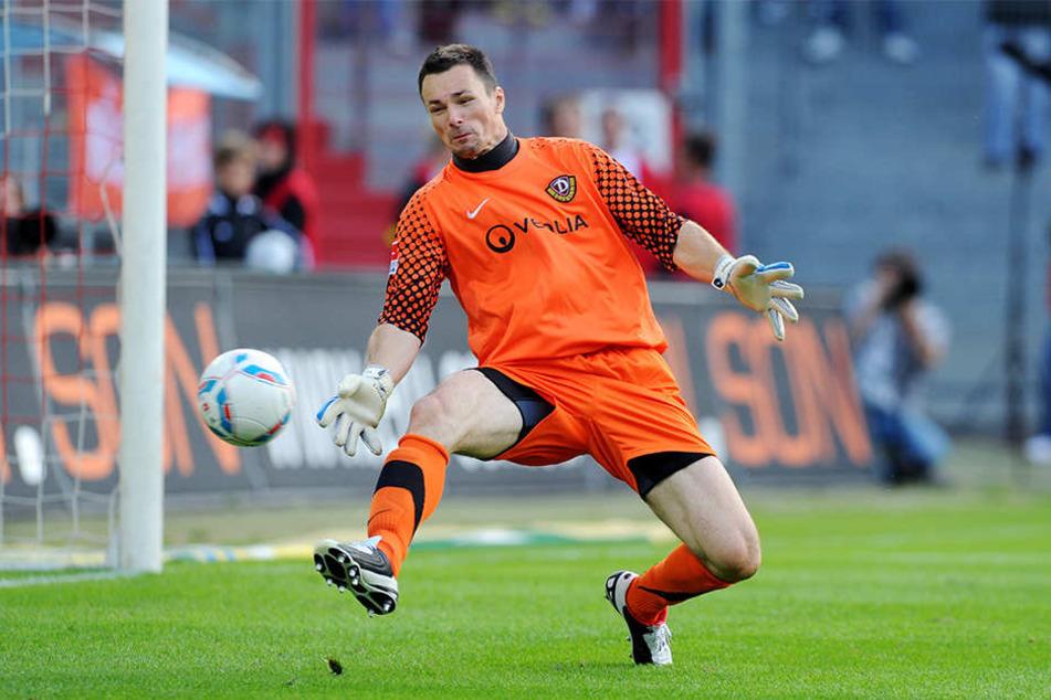 Zuletzt spielte der Keeper bei Dynamo Dresden. Dort beendete er wegen einer schweren Handverletzung seine Karriere.