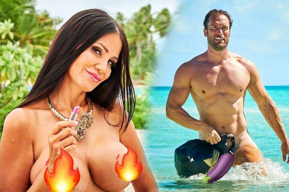 """Die nächsten Promis ziehen für """"Adam sucht Eva"""" blank"""