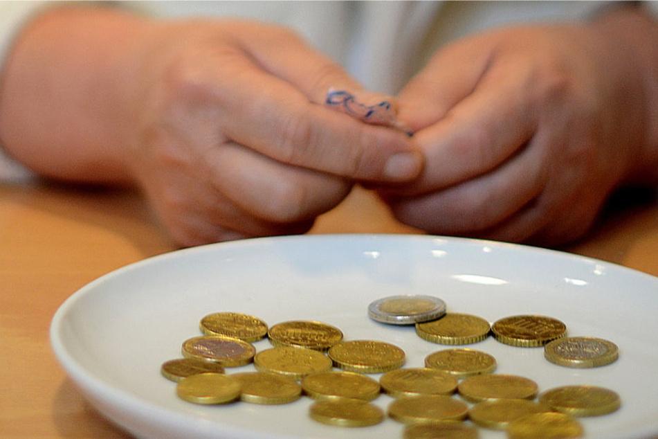 Ob kleines oder großes Geschäft, der Eintritt kostet zehn Cent (Symbolbild).