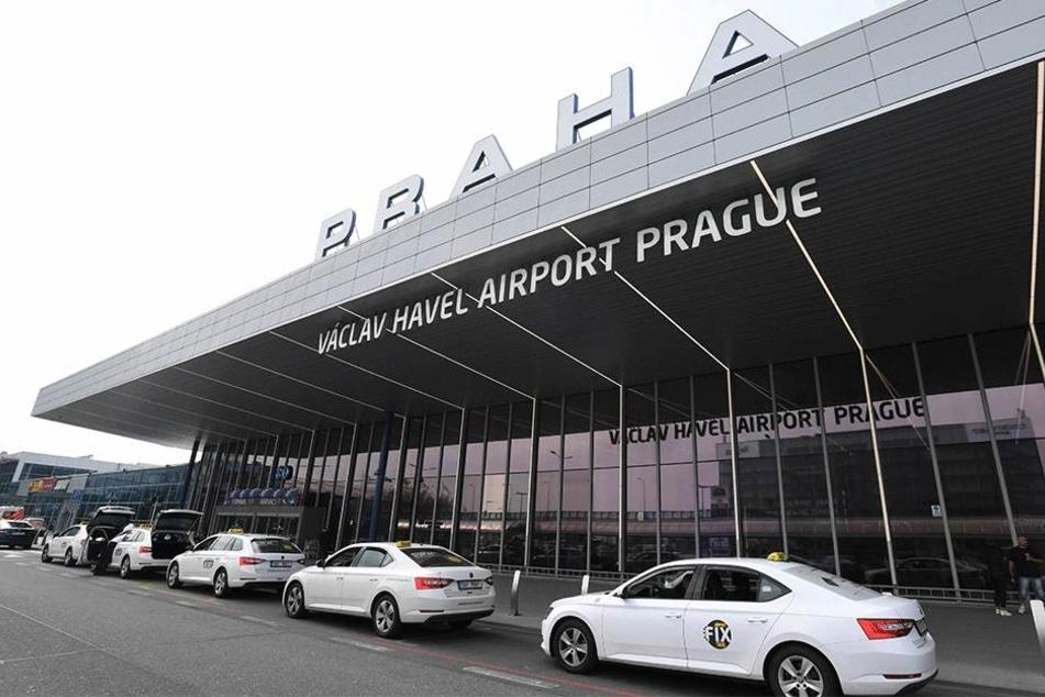 Der Flughafen Prag gilt als Drogen-Drehkreuz.