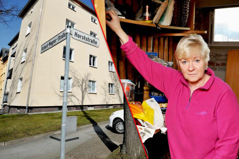 Einbruch-Serie in Chemnitz: Diebe knacken fast 60 Keller