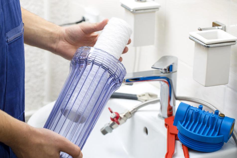 Überteuerte Filter-Systeme können die Wasser-Qualität sogar verschlechtern. (Symbolfoto)
