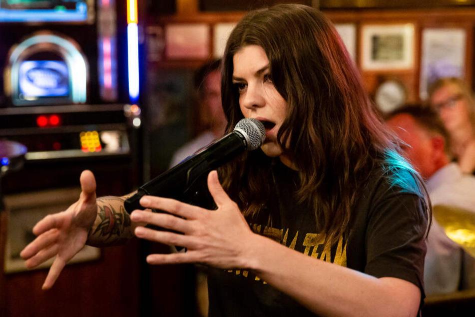 Sängerin und Songwriterin Donna Missal