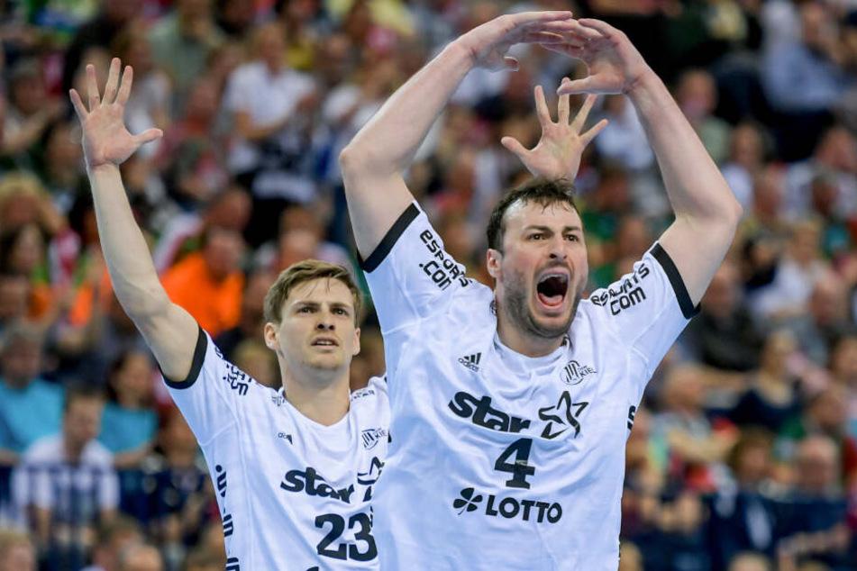 Final Four DHB-Pokal: Kiel sichert sich Sieg gegen Angstgegner Magdeburg