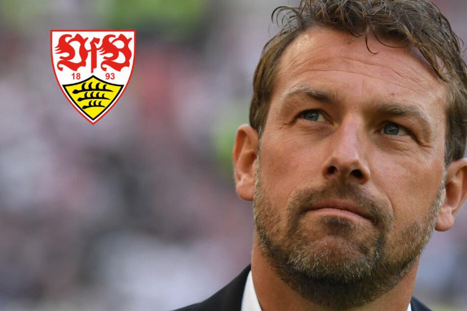 Nervenaufreibend: Wie schlägt sich Weinzierls VfB gegen die Eintracht?