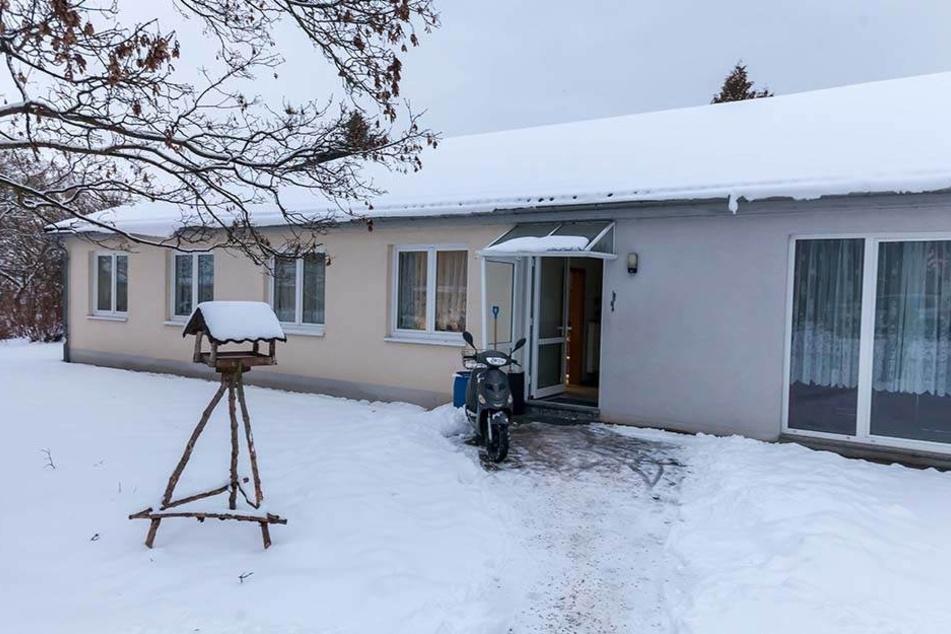 In der Obdachlosenunterkunft Frankenberg sind derzeit zehn Menschen  untergebracht.