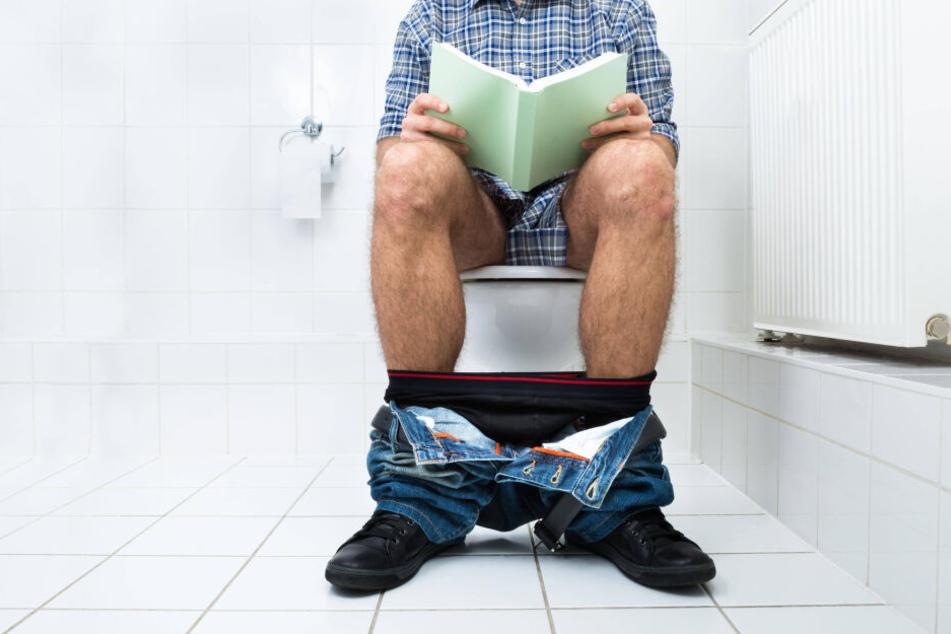 Keine Angst vor Keimen: In der Küche lauern mehr als auf der Toilettenbrille.