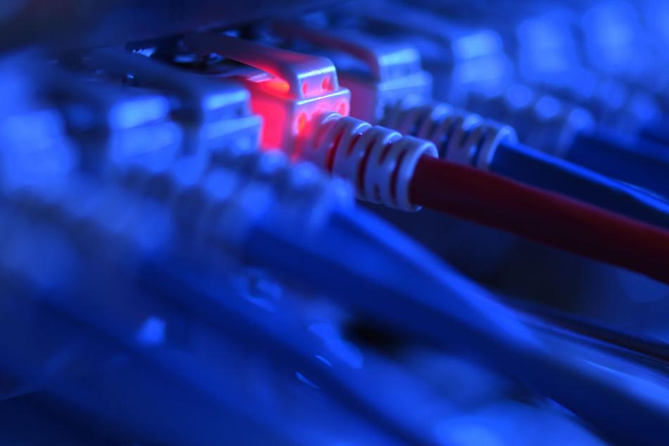 Cyber-Kriminalität ist häufig international, so das LKA. (Symbolbild)