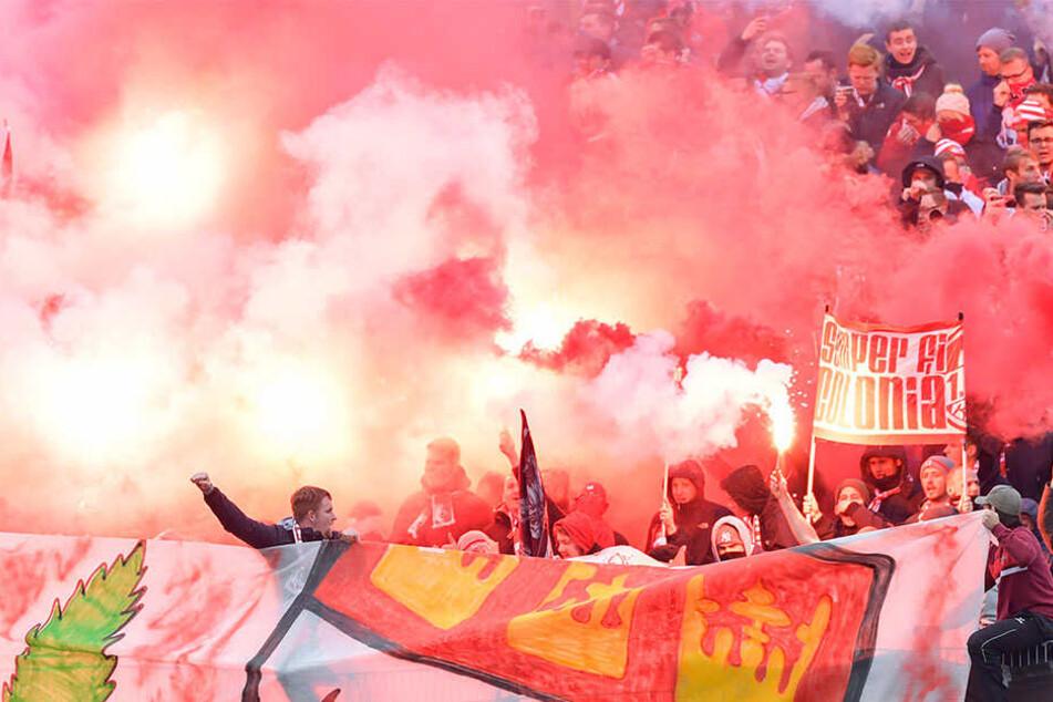 Nach Aufstieg des 1. FC Köln: Polizei warnt vor Eskalation bei Derbys