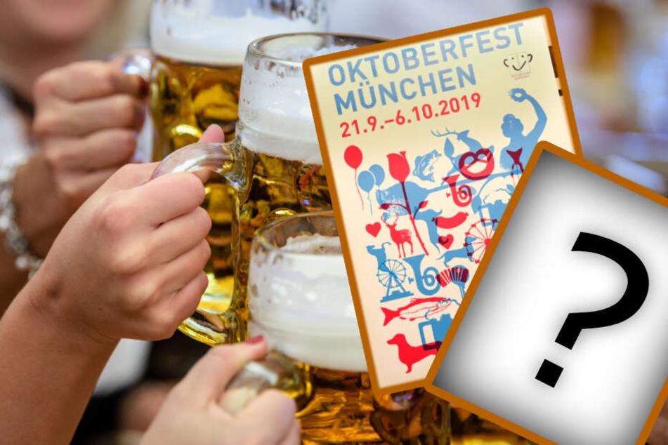 Oktoberfest 2020: Wie sieht das neue Wiesn-Plakat aus?