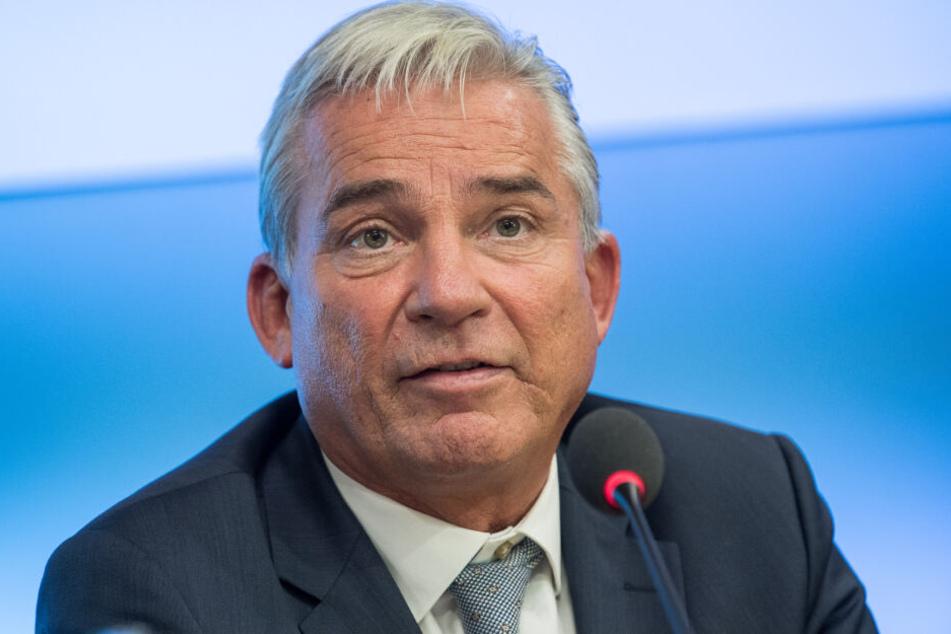 Schickte klare Worte in Richtung der Grünen: Thomas Strobl.