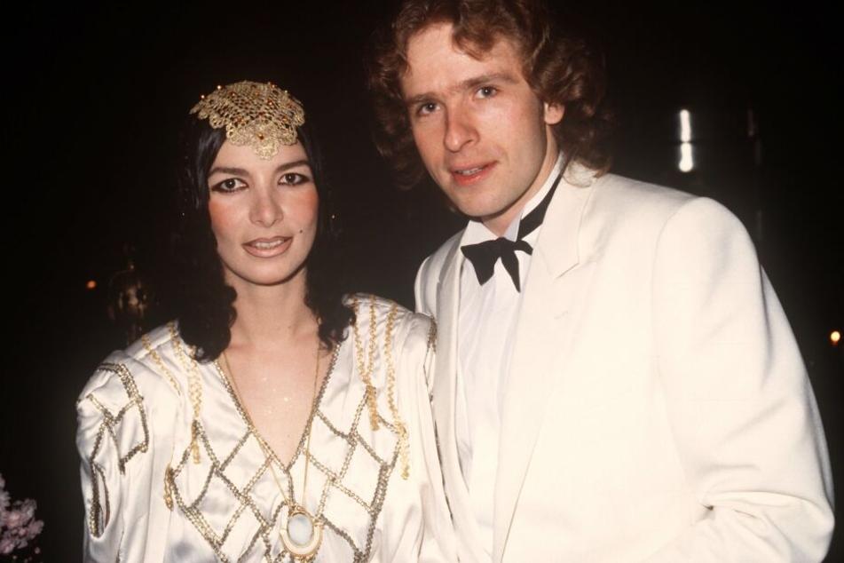 Thomas Gottschalk und seine Frau Thea bei der Bambi-Preisverleihung 1982.