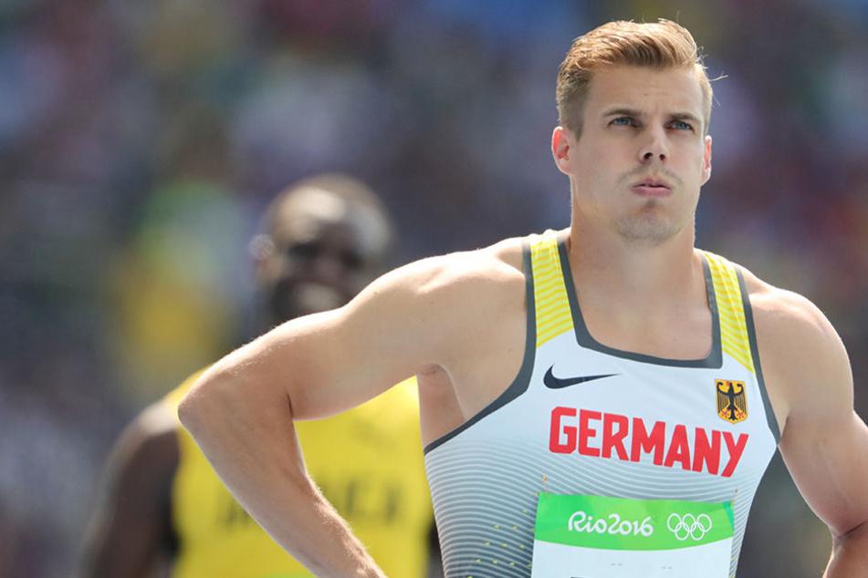 Der Erfurter Julian Reus trat bereits 2016 bei den olympischen Spielen an.