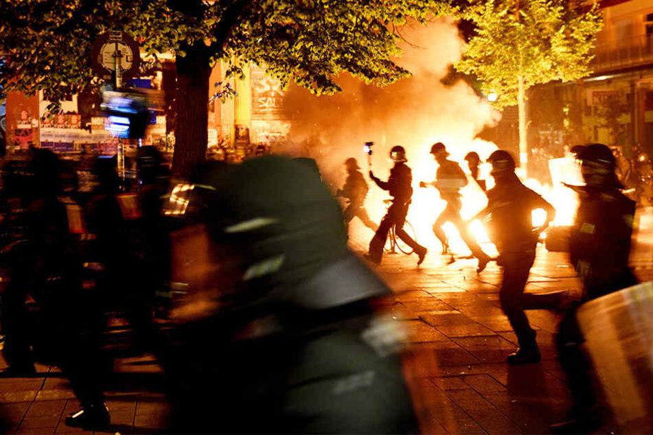 Die Ausschreitungen beim G20-Gipfel in Hamburg schockierten ganz Deutschland.