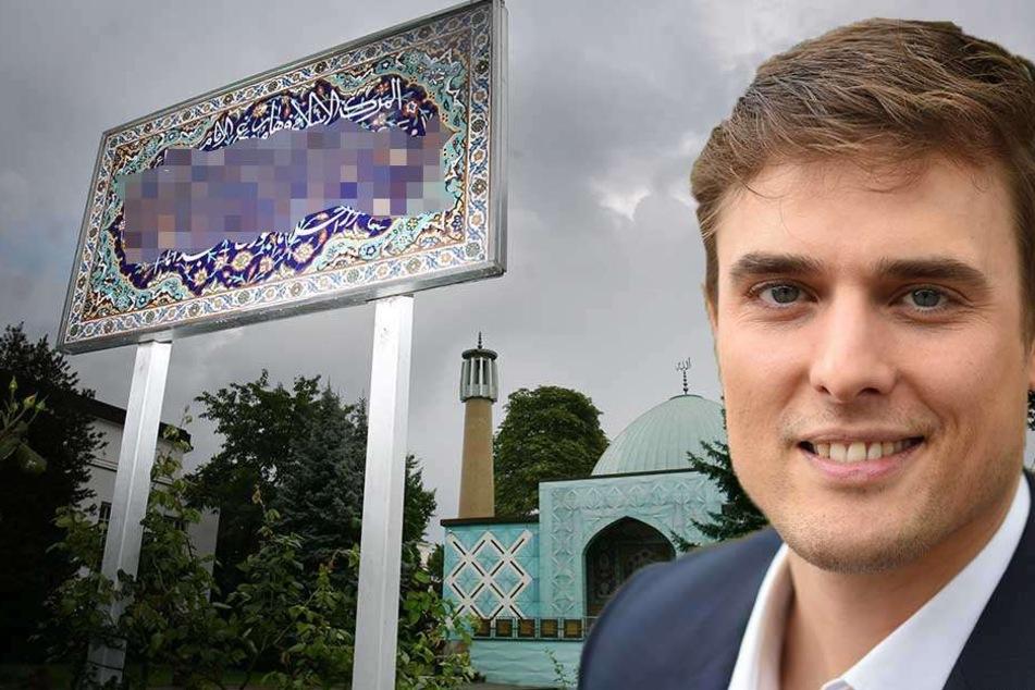 """""""Erschreckend!"""" Journalist besucht 13 Moscheen in Deutschland"""