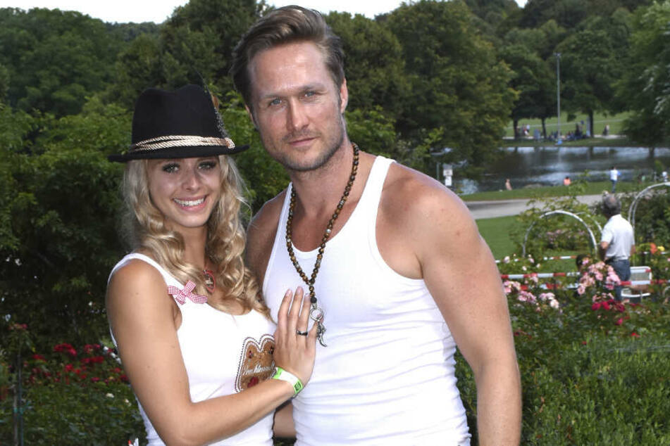 """Nico Schwanz nahm 2017 mit Saskia Atzerodt am """"Sommerhaus der Stars"""" teil. Danach zerbrach die Beziehung."""