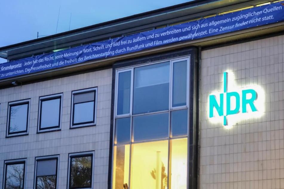 Der NDR hat Anzeige erstattet.