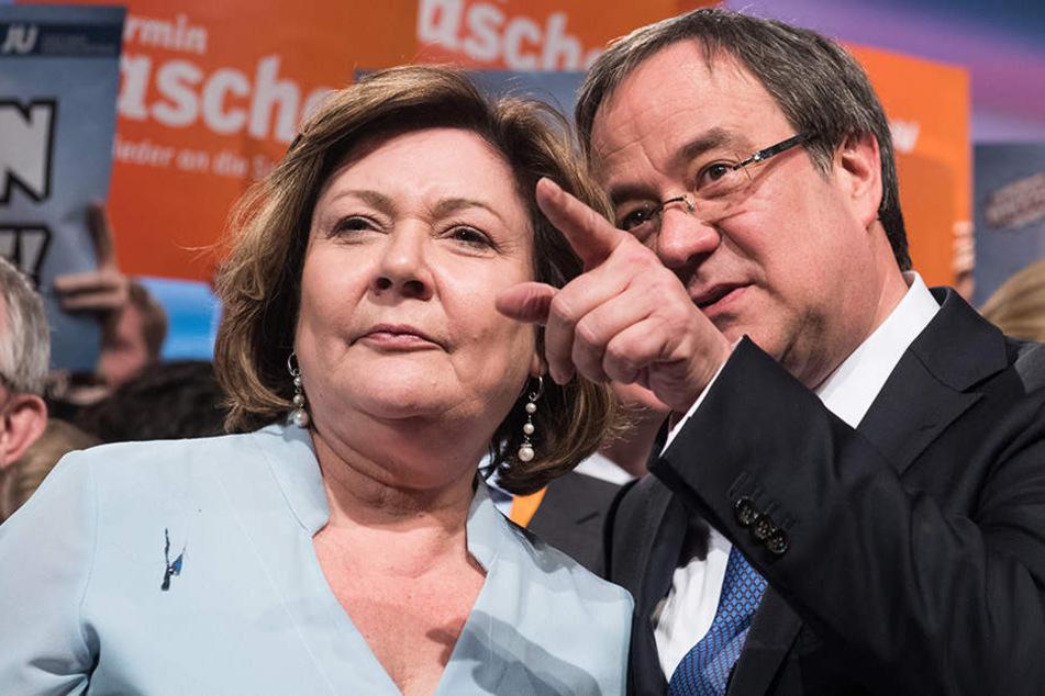 Susanne Laschet will ihrem Mann Armin laschet nicht brav hinterherlaufen.