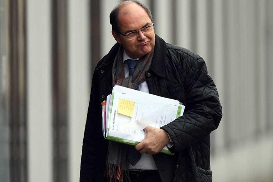 Landwirtschaftsminister Christian Schmidt (CSU) sorgte mit seinem Ja bei der Glyphosat-Abstimmung für Verstimmung in der großen Koalition.